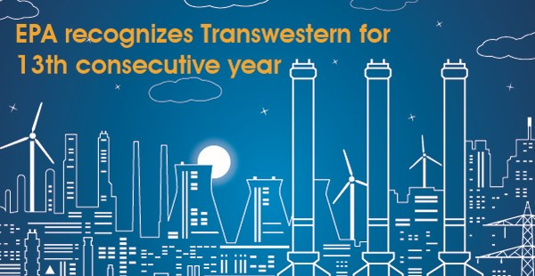 "<span class=""blue1618""><strong>The Environmental Protection Agency has named Transwestern an ENERGY STAR Partner of the Year – Sustained Excellence award winner</strong></span><br/><a href=""http://team.transwestern.net/Media/News/Pages/EPA-RECOGNIZES-TRANSWESTERN-WITH-2016-ENERGY-STAR-PARTNER-OF-THE-YEAR-SUSTAINED-EXCELLENCE-AWARD.aspx"" class=""green1416"">Click here to read more</a>"