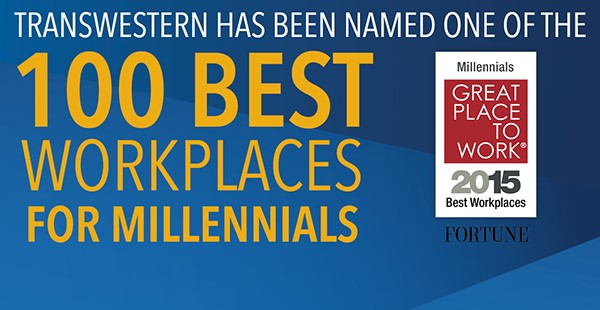 "<span class=""blue1618""><strong>Fortune magazine and Great Place to Work® have ranked Transwestern as the No. 27 Best Workplace for Millennials</strong></span><br/><a href=""http://reviews.greatplacetowork.com/transwestern"" class=""green1416"">Click here to read more</a>"