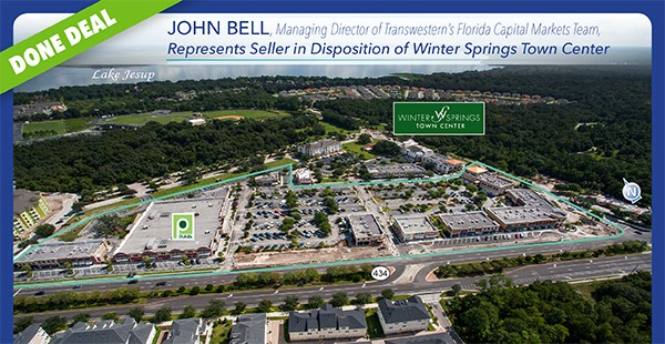 "<span class=""blue1618""><strong>PUBLIX-ANCHORED 115,807 SF ORLANDO SHOPPING CENTER CHANGES HANDS</strong></span><br/><a href=""https://transource.transwestern.net/news/Pages/PUBLIX-ANCHORED-115807-SF-ORLANDO-SHOPPING-CENTER-CHANGES-HANDS.aspx"" class=""green1416"">Click here to read more</a>"